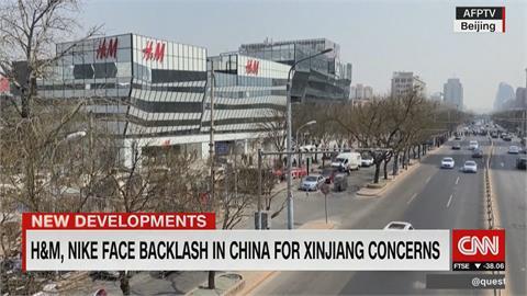 動員全國抵制H&M 中再控美捏造新疆議題