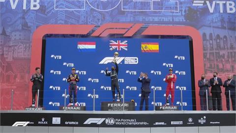 F1生涯百冠史上唯一 漢米爾頓本季績分重返第一