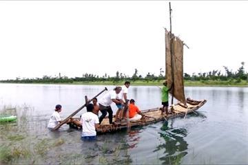 又現古帆船!阿美族的百年海洋文化記憶