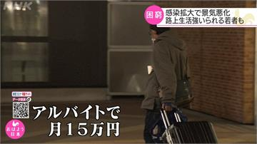 武漢肺炎害經濟!日本年輕街友大增 酗酒成癮頻傳