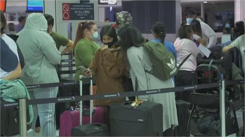 美將升高旅行警示 全球約8成國家列「請勿前往」