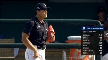 MLB/熱身賽首登場戰洋基 江少慶飆速98英里