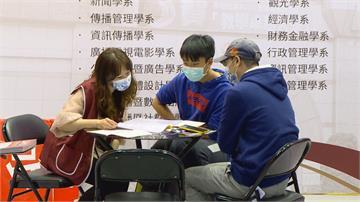 大學博覽會 私校祭出高額獎學金 搶學生大戰 亞洲大學滿級分480萬