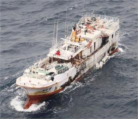 快新聞/失聯海域海況不佳! 漁業署:持續搜尋「永裕興18號」