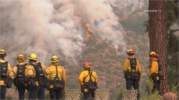 美西野火燒掉「半個台灣」川普批林務局管理不當