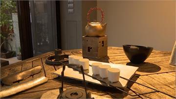 傳統茶壺展新風貌!台日陶藝家作品結合展出