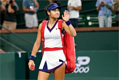 網球/美網奪冠後首戰!「英國楊丞琳」遭世界100名直落二淘汰