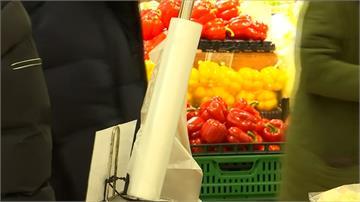 血拚自備環保袋 南韓超市元旦起祭限塑令