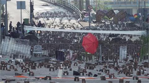 歐洲議員批中國扼殺香港民主 下一個是台灣