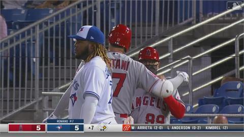 MLB/天使藍鳥四連戰 大谷敲追平安、佛萊契立大功