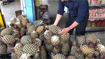 中國封殺台灣鳳梨!在台日老闆:點一碗拉麵送一顆鳳梨