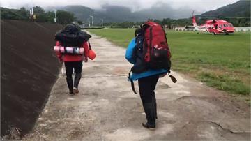 奇萊東陵縱走 66歲男體力不支墜崖身亡