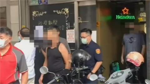 酒吧不開改打麻將 警逮8人全被罰