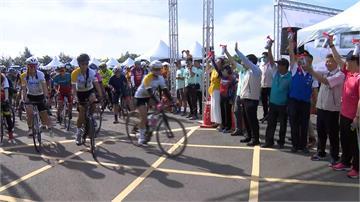 騎單車欣賞台灣之美!「台灣自行車節」台南首開跑