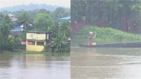 暴雨襲擊印度西南部!山洪爆發「祖孫3人被沖走」 釀26死多人失蹤