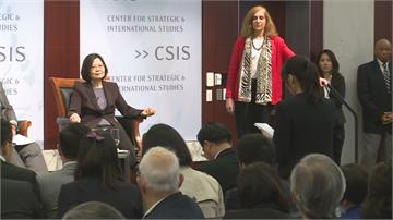 反制中國 台美關係大突破!美議員籲與台灣簽FTA、邀蔡總統訪華府