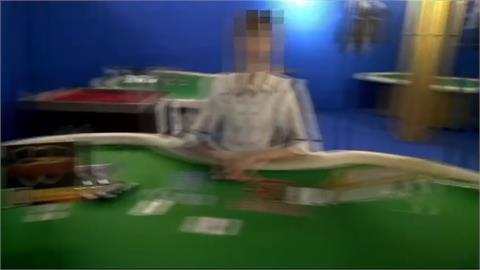 線上百家樂賭場 美女荷官坐檯發超吸「金」