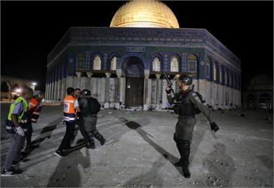 快新聞/耶路撒冷清真寺爆衝突! 美國急關切喊:避免離和平更加遙遠的舉措