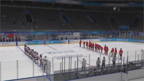 無視國際抵制聲浪!  北京如期展開冬奧測試賽