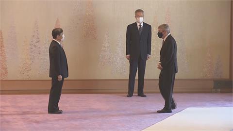 國際奧會主席巴赫 遠距會面日本天皇