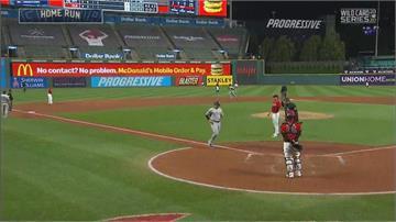 洋基打爆投手三冠王外卡系列賽搶先首勝