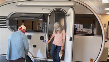 美國防疫旅行熱門 露營車業績翻倍