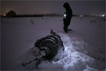 俄航墜毀機上71人全罹難 原因待釐清