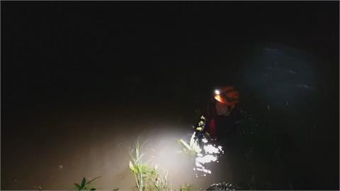 不放棄!空勤直升機出動 虎豹潭陸海空全力搜救2名學童