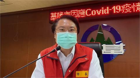快新聞/基隆市加強防疫! 林右昌:廟口、公有市場嚴格要求戴口罩