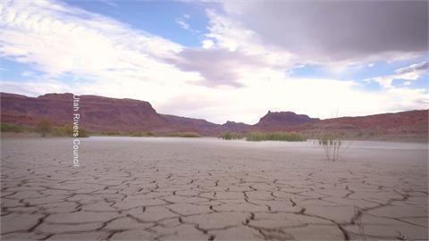 全球/1200年來最嚴重!美西面臨「特大乾旱」