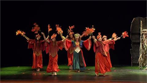 原住民藝文表演 今年「好久沒聚一起」為主題