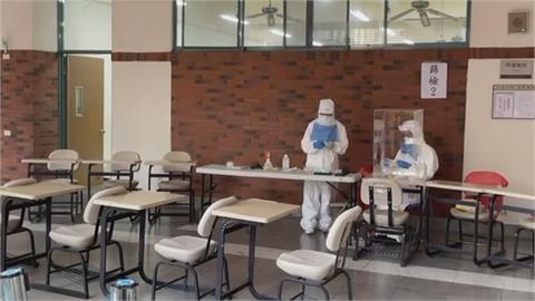 快新聞/一天增17人染疫 全國學生本土確診數達96人