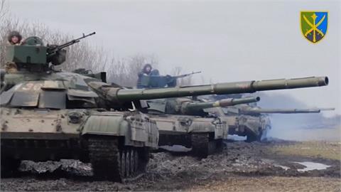 全球/俄國艦隊集結黑海軍演 烏東緊張情勢再升溫