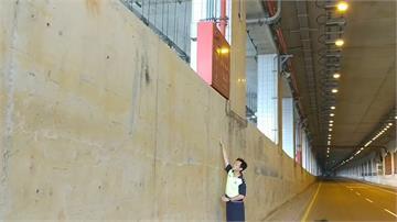 消防箱掛3米高牆...消防隊員:當我們都250公分?