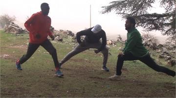 沙國三選手赴摩洛哥移地訓練 遇祖國封鎖有家歸不得