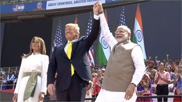 全球/貿易談判卡卡 川普出訪印度唯一成果是軍售?