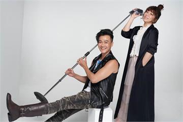 趙詠華、林俊逸明年3月攜手開唱 外型登對被敲碗「在一起」