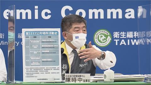 快新聞/70歲男送餐給確診家人也染疫 足跡地點曝光