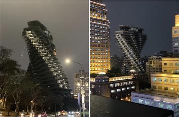 有人買?一戶18億豪宅點燈了!照亮郭董的家