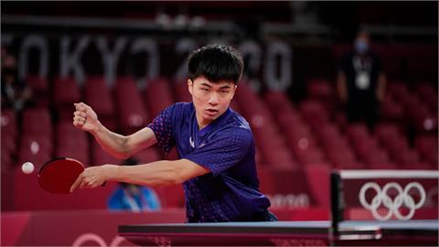 東奧/19歲林昀儒桌球男單4:0晉級!下1場「4強戰」將對上中國選手