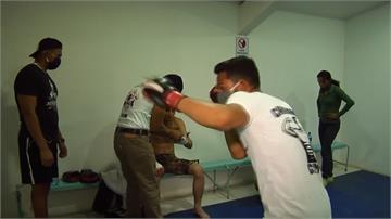 尼加拉瓜職業格鬥賽閉門複賽!觀眾可看線上轉播