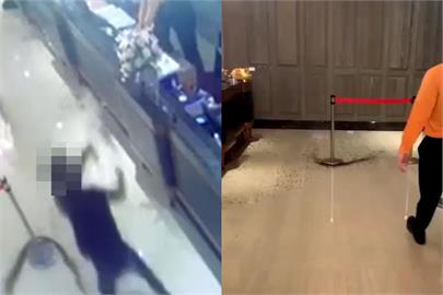 快新聞/義警餐會2黑衣人衝餐廳丟蟑螂 蘇貞昌:絕不容忍