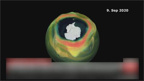 臭氧層破洞面積擴大 專家:最快2060年才能恢復