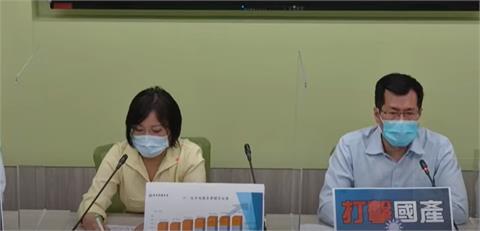 快新聞/林為洲要綠委表態登記高端沒 羅致政反批國民黨應先停止抹黑疫苗