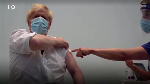 英國促G7共同承諾 2022年底前讓全世界接種疫苗