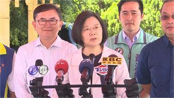 歌王Leo王讚「幸運生在台灣」 總統:讓自由民主代代傳承