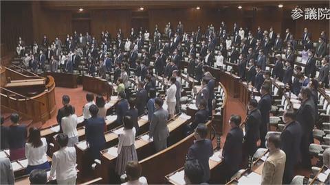 日參議院全員起立挺台加入WHO 謝長廷:最美的鏡頭!深深感謝!