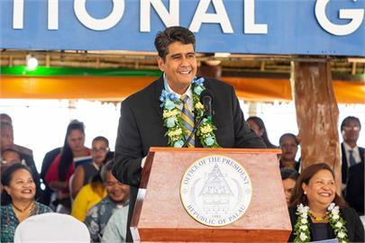 快新聞/帛琉總統訪問團抵台免採檢 出入場所規劃動線「與民眾隔開」