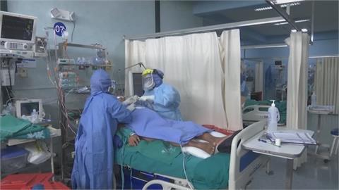 「校正回歸」死例一夜多10萬!秘魯累計超過18萬人染疫亡