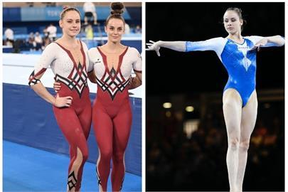 東奧/體操新革命!拒穿「三角開衩」緊身衣 德國女將新隊服亮相